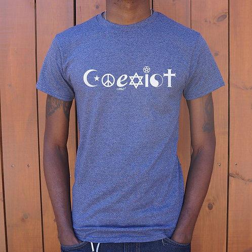 Coexist Symbols T-Shirt (Mens)