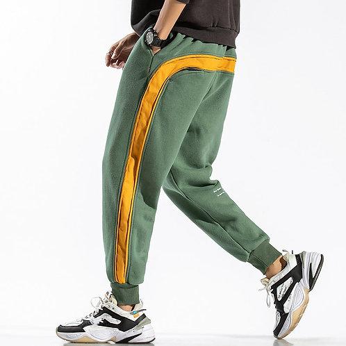 2021 Sweatpants Autumn Hip Hop Harem Pants Casual Korean Oversize joggers Trouer