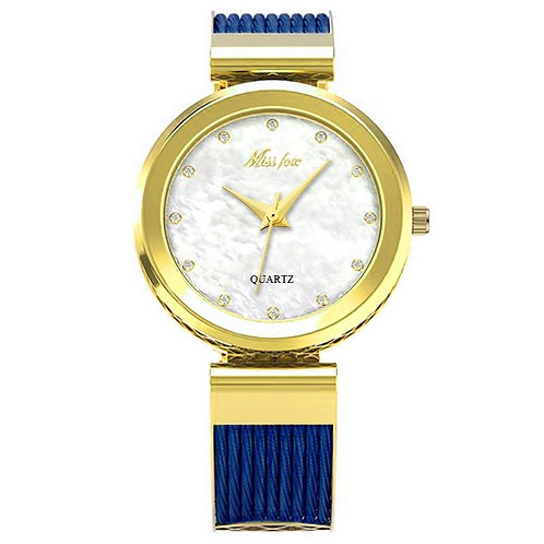 MISSFOX Christmas Cost Watch Best-Seller Watches Dropshipping New 2018 Hot Selli