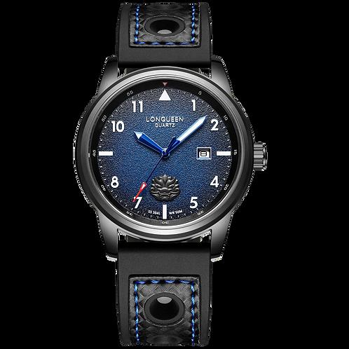 2020 Hot Sell Men's Watch Wrist LONQUEEN Sapphire men Watch Quartz Date  Watch f