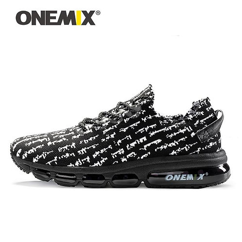 ONEMIX 2020 Mens Running Shoes Breathable Mesh Outdoor Women Walking Shoes Massa