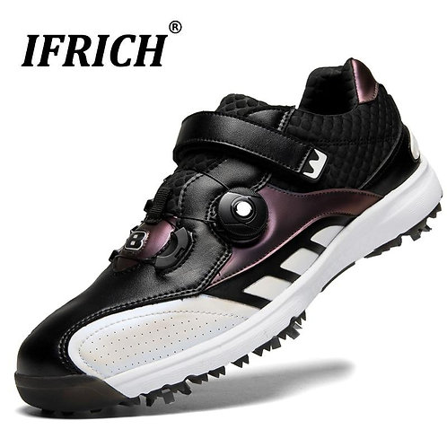 2020 New Professional Golf Shoes Man Athletics Spikes Sport Sneakers Women Mens