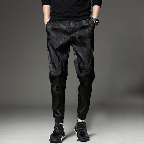 2020 Spring Autumn Men's Casual Pants Sports Pants Male Feet Harem Pants Fitness