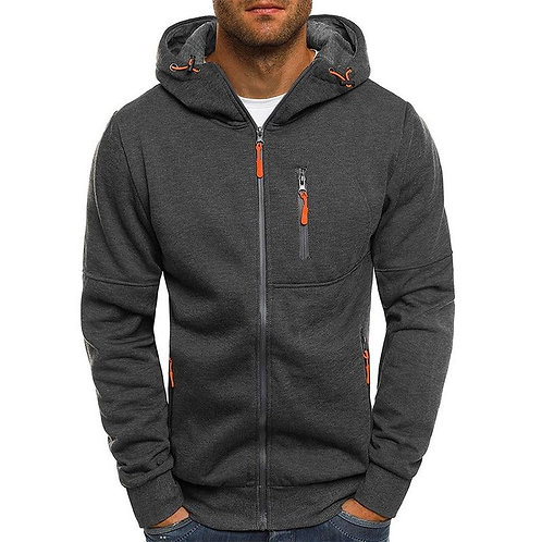2020 Spring Men's Sweatshirt Hoodies Sweatershirt Zipper Sweatshirt Men Tide Jac