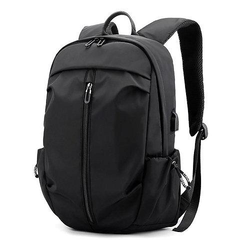 2021 New Fashion Men's Backpack Bag Male Canvas Laptop Backpack Computer Bag hig