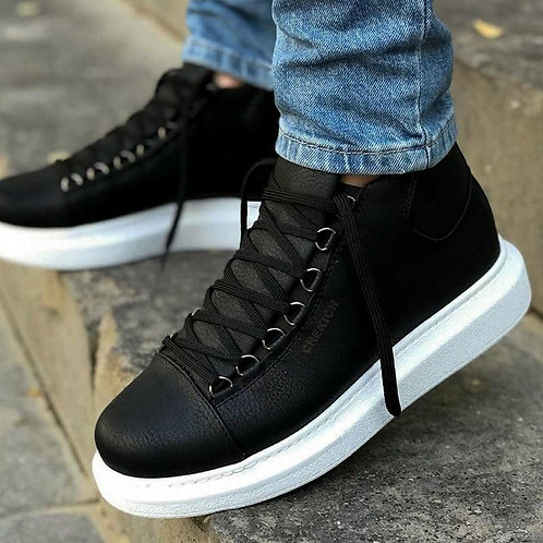 Chekich Sneakers For Men Sneakers Comfortable Flexible Fashion Leather Wedding O
