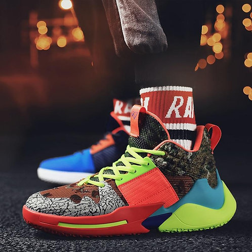 Couples Shoes Student Basketball Shoes Men Sport Shoes Zapatillas De Baloncesto