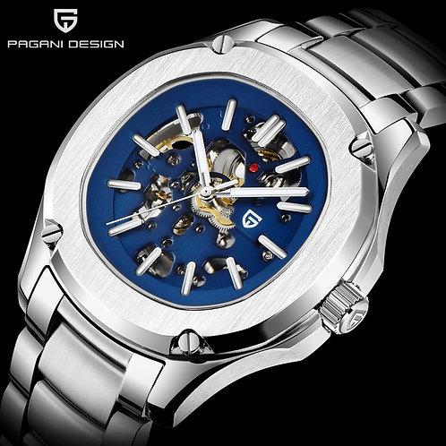 PAGANI DESIGN 2020 Luxury Men Mechanical Wristwatch Stainless Steel Watch Top Br