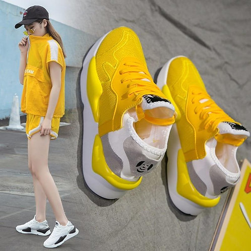 Women Running Shoes Brand Outdoor Sport Shoe Woman Sneakers Comfortable Athletic
