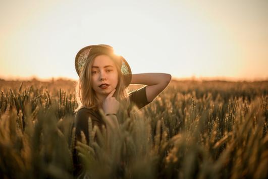 Letní západy slunce