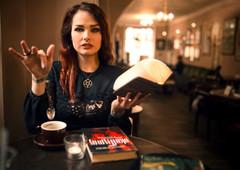 Coffee Shop Witch