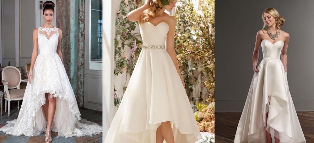Šaty s vykrojenou sukní