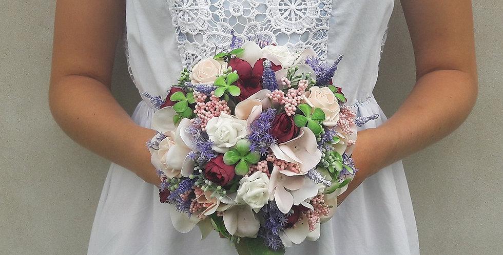 Svatební kytice Ell