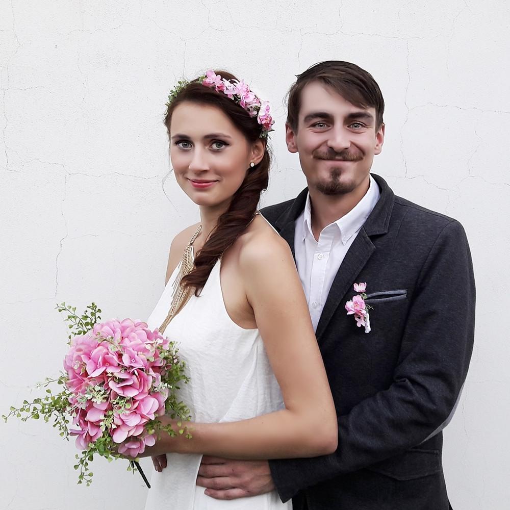 Svatební fotografie - doplňky