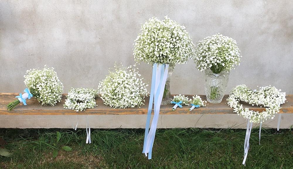 svatební kytice z nevěstina závoje.JPG
