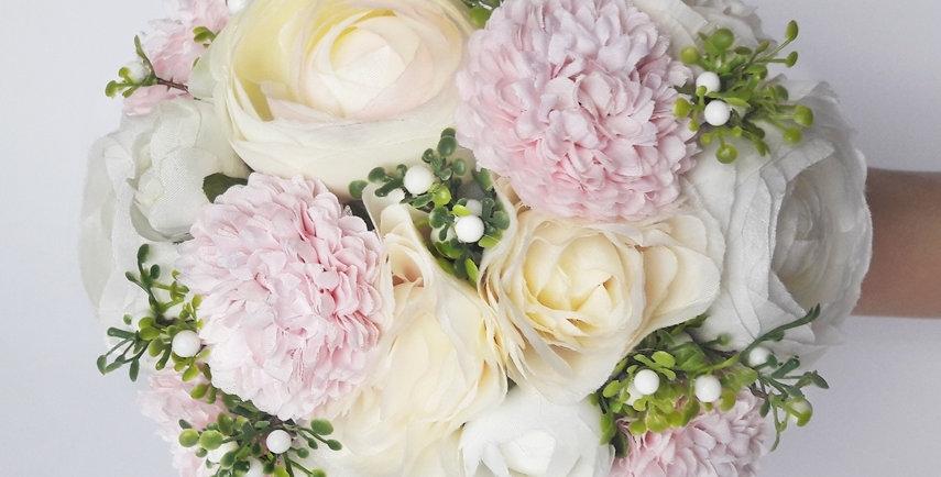 Svatební kytice letní romance