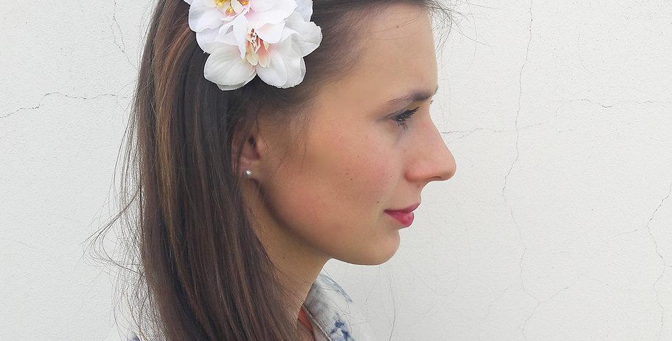 Hřebínek do vlasů z květin - Hawaii
