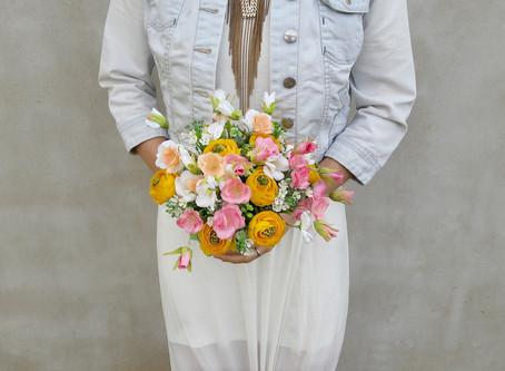 SVATEBNÍ KYTICE - druhy svatebních kytic