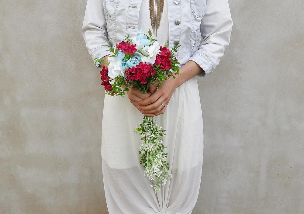 svatební kytice zepter