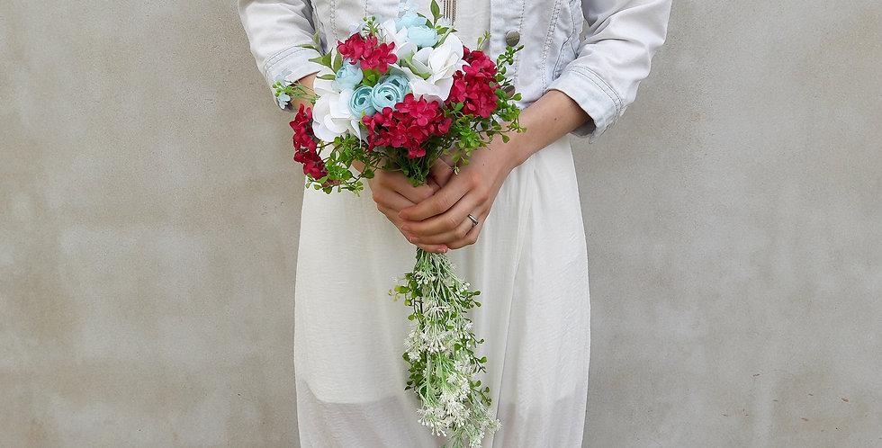 Svatební kytice - zepter