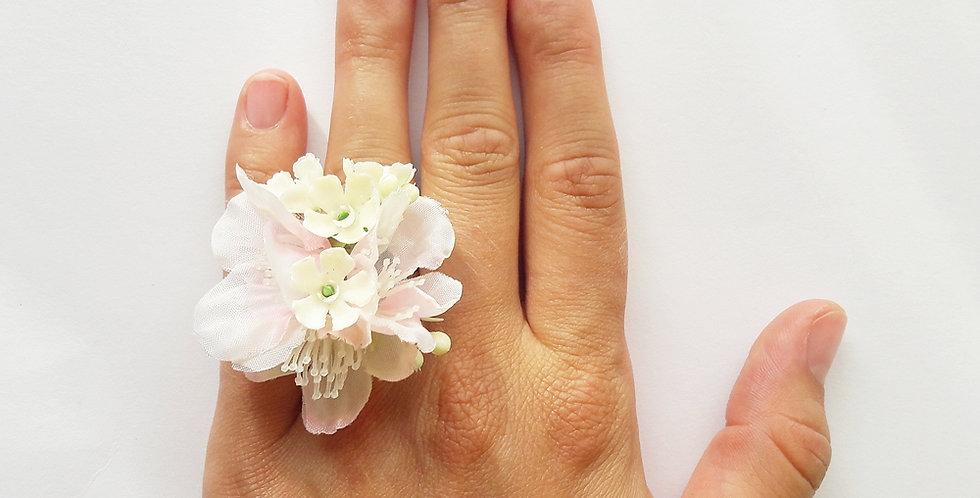 Květinový prsten - letní den