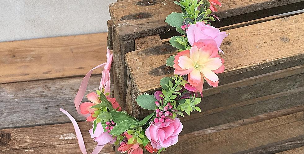 Svatební věneček Růženka