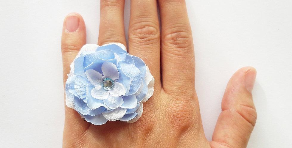 Prsten květový - modřenka
