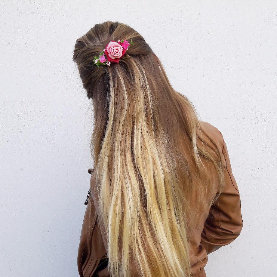 Vlasová čelenka