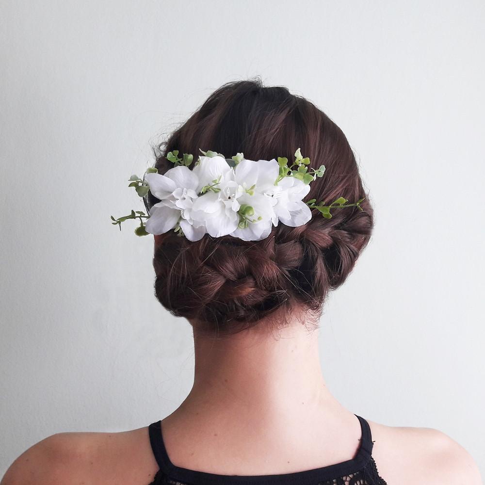 Svatební hřebínek do vlasů