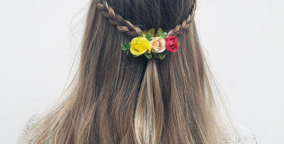 Spona do vlasů - Růženka
