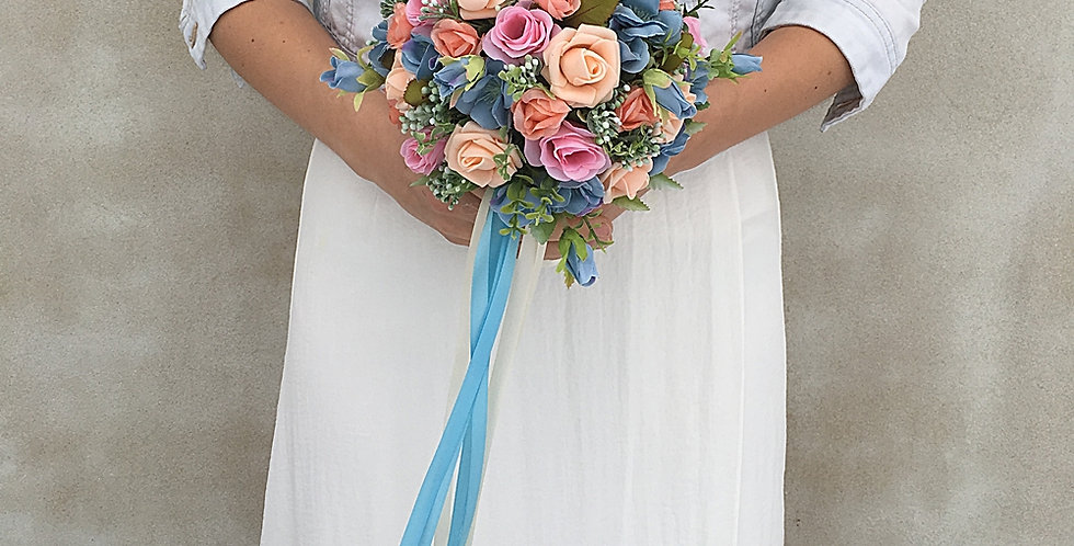 Svatební set pastelový