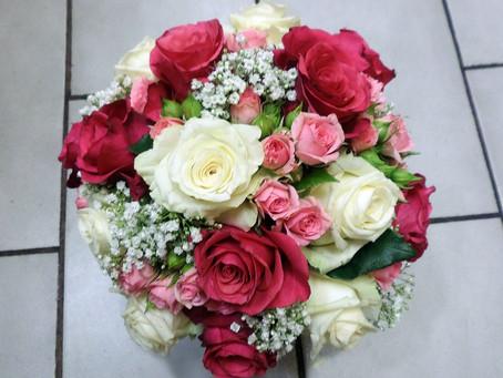 Svatební kytice - Inspirace