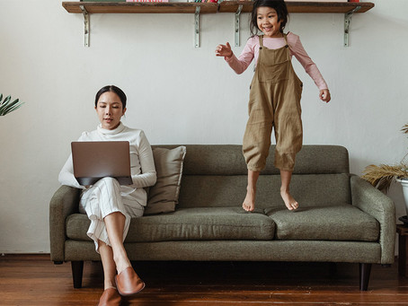 The Future of Work: Home or Away?
