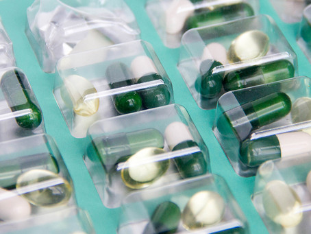 Pharma's Green Card  to Sustainability