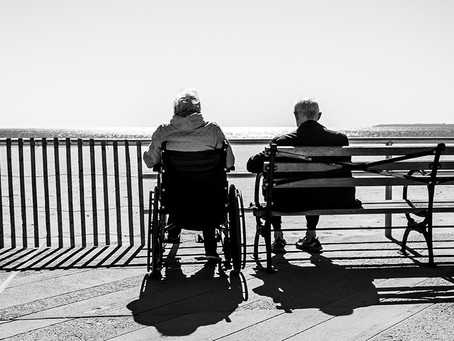 The Reality of Caregiving in a Crisis