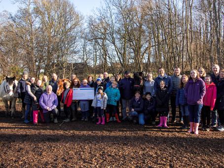 Aegon UK & Atos Charity partner of 2019!