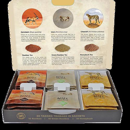 Rooibos Tea Sacheted Tea Gift Set