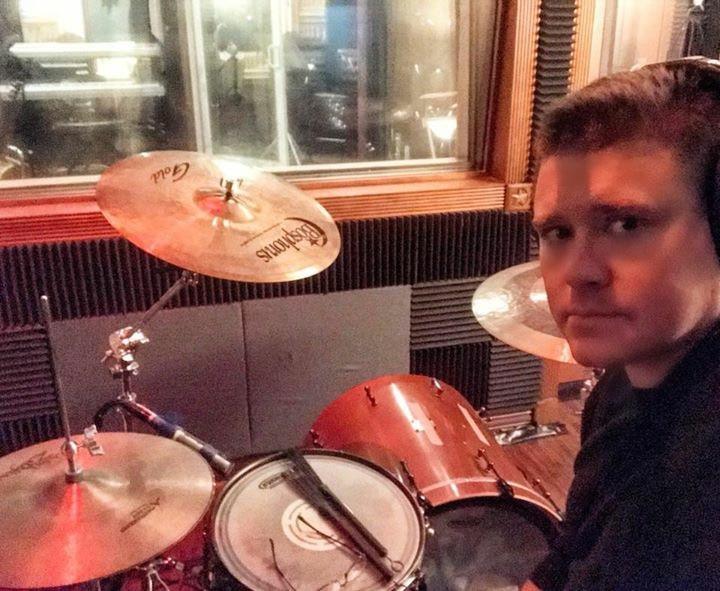 Drummer extrodinare, Sean Heyl