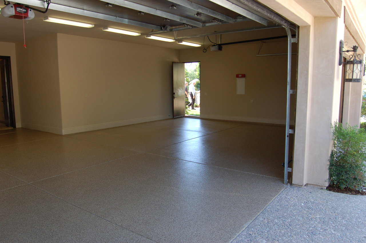 Garage Epoxy, Escondido