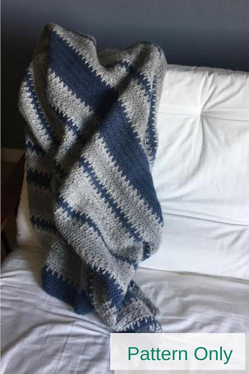 Rainy Day Blanket Pattern