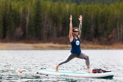 SUP Yoga Love