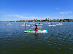 Float your Yoga with Wild Spirit SUP Yog