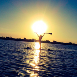 Sun Set SUP Classes