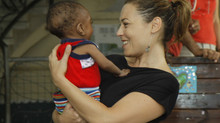 Flying to Tanzania with Save A Child's Heart (SACH)