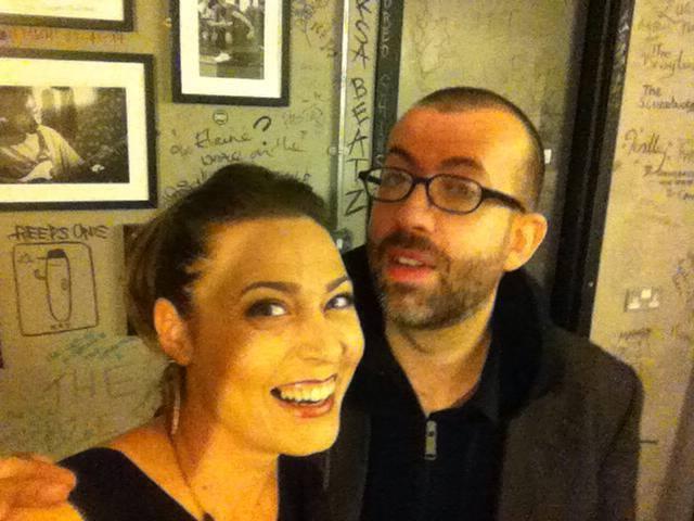 Mira Awad & Jon Gomm