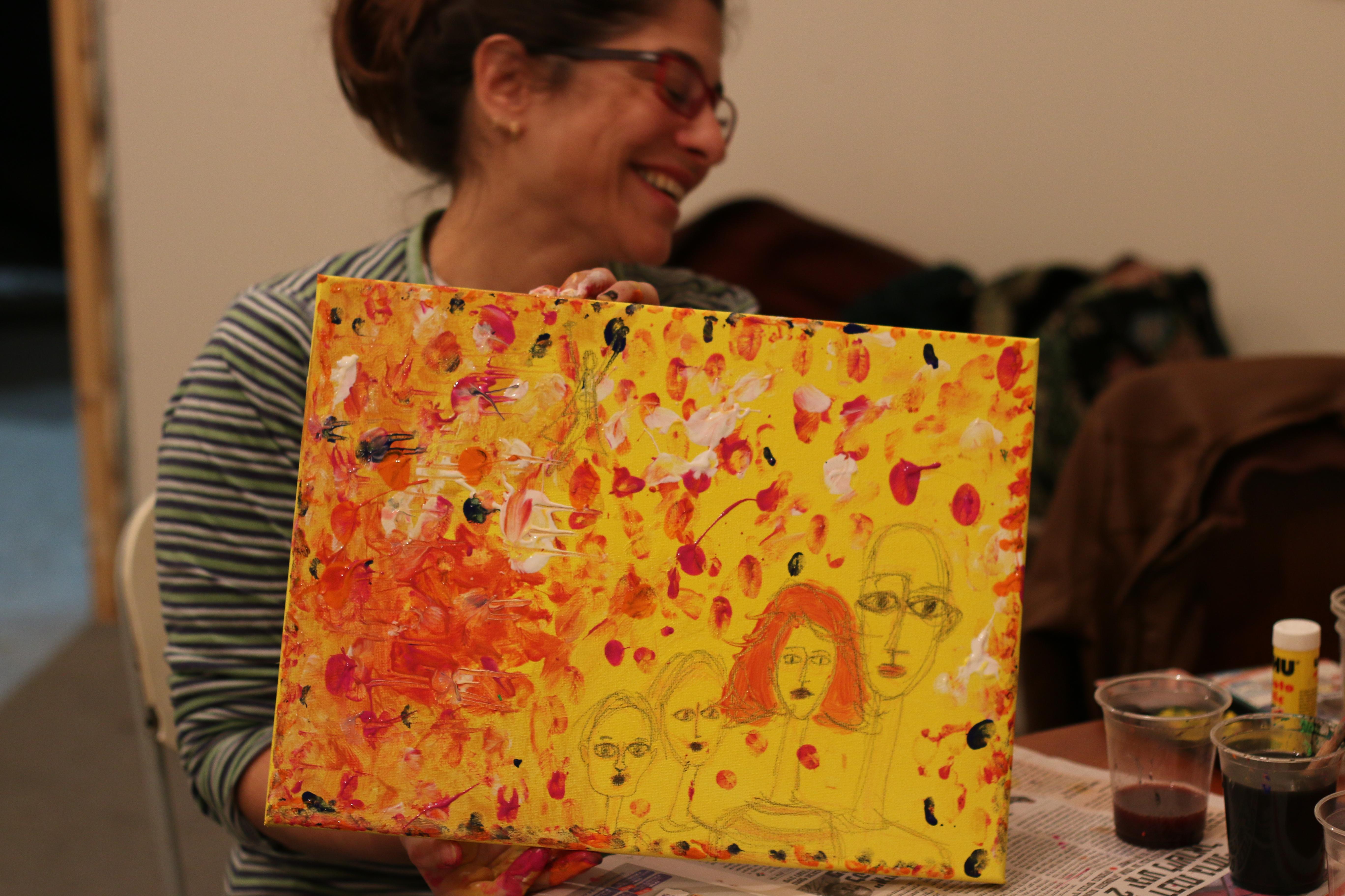 סדנת ציור