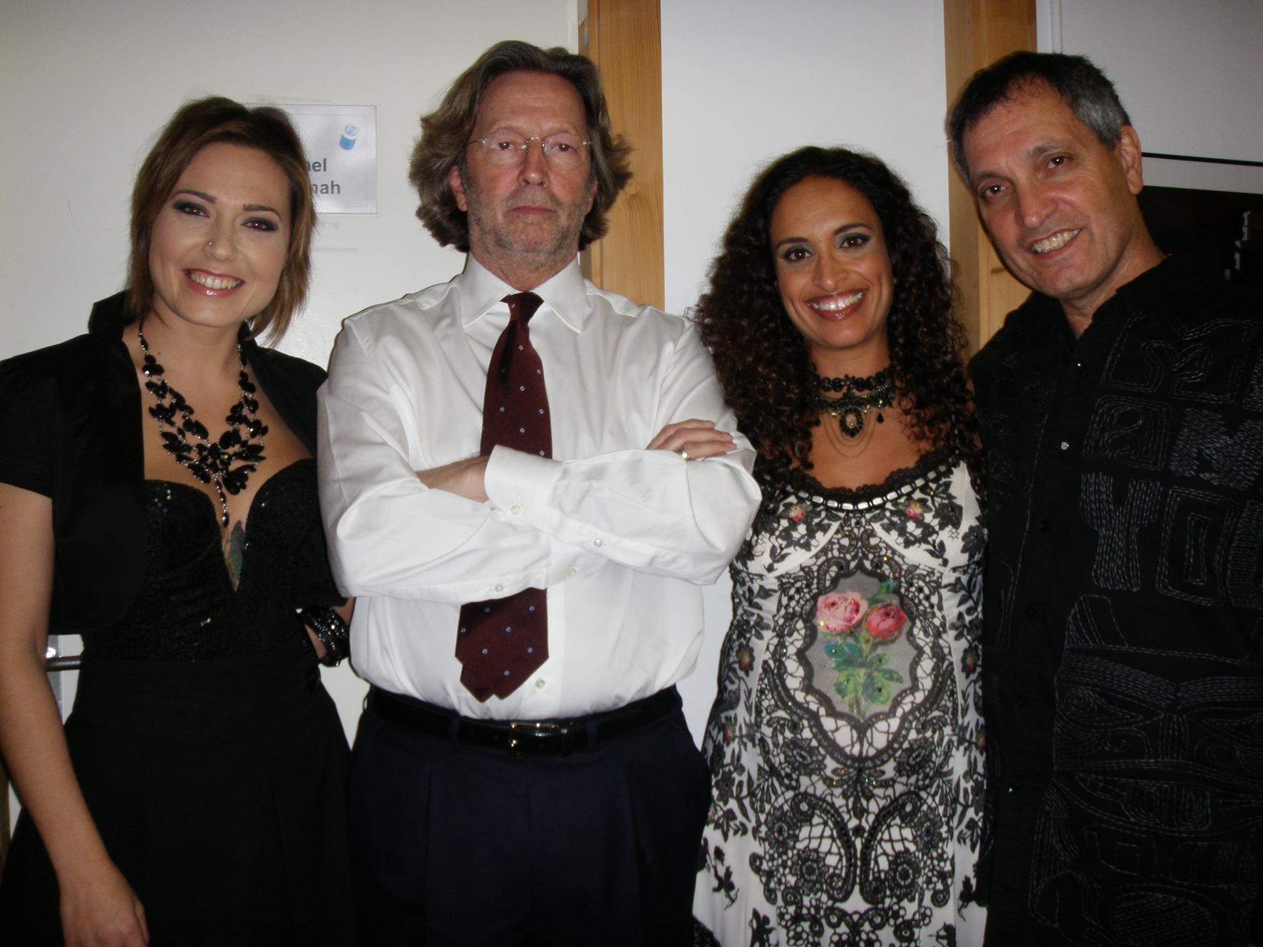 Mira Awad,Eric Clapton,Noa,Gil Dor