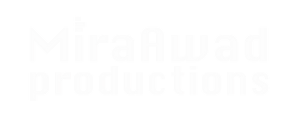 Mira Awad productions Logo white.png