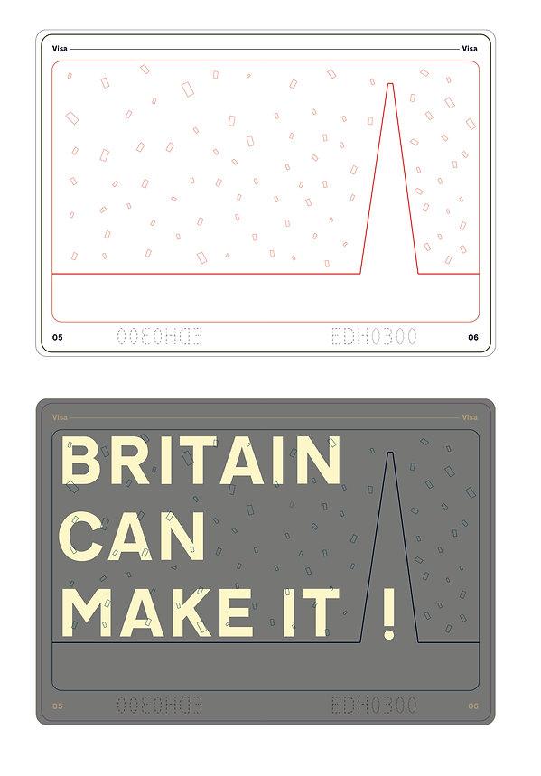 Britain Can Make it , retroactive visa