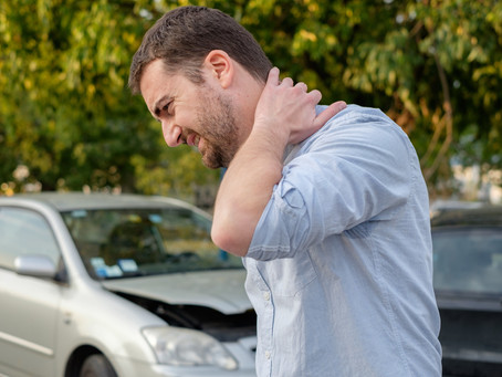 How to Recover From Whiplash After a Car Accident